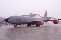 空中給油機 KC-135Rストラトタンカー・・