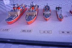 歴代の南極観測船たち・・・