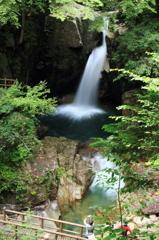 白龍の住む滝 1
