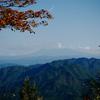 飛騨山脈を望む 二