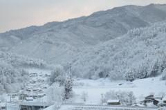 突然の大雪 2