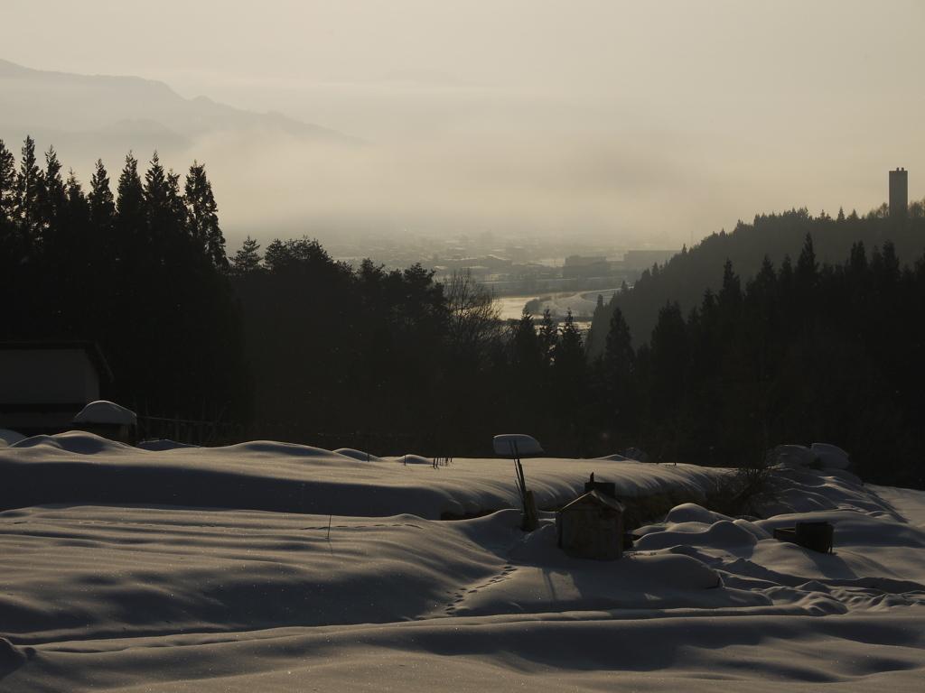 朝の風景1