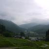 山のある風景