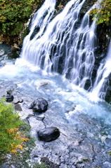 白金 白髭の滝