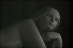 女神の眠り