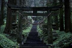 「上色見熊野座神社」