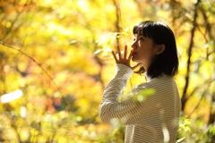 秋の肖像画