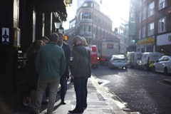 London Street Snap