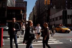Street photograph NYC