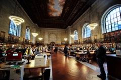 歴史ある図書館