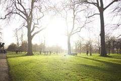 ロンドン・ハイドパーク