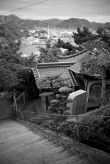 尾道 坂の町