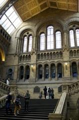 ロンドン自然史博物館