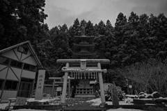酒吞童子神社