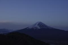 目覚めた富士山03
