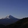 目覚めた富士山06