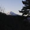 目覚めた富士山04