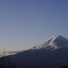 目覚めた富士山05
