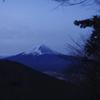 目覚めた富士山01