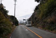 浜当目トンネル 焼津側分岐4