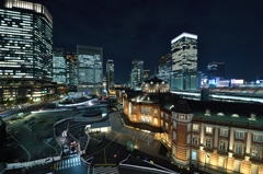 TOKYO STATION - THE TEIBAN SHOT