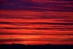 誰かが描いた朝の空