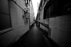 Tokyo Back Street