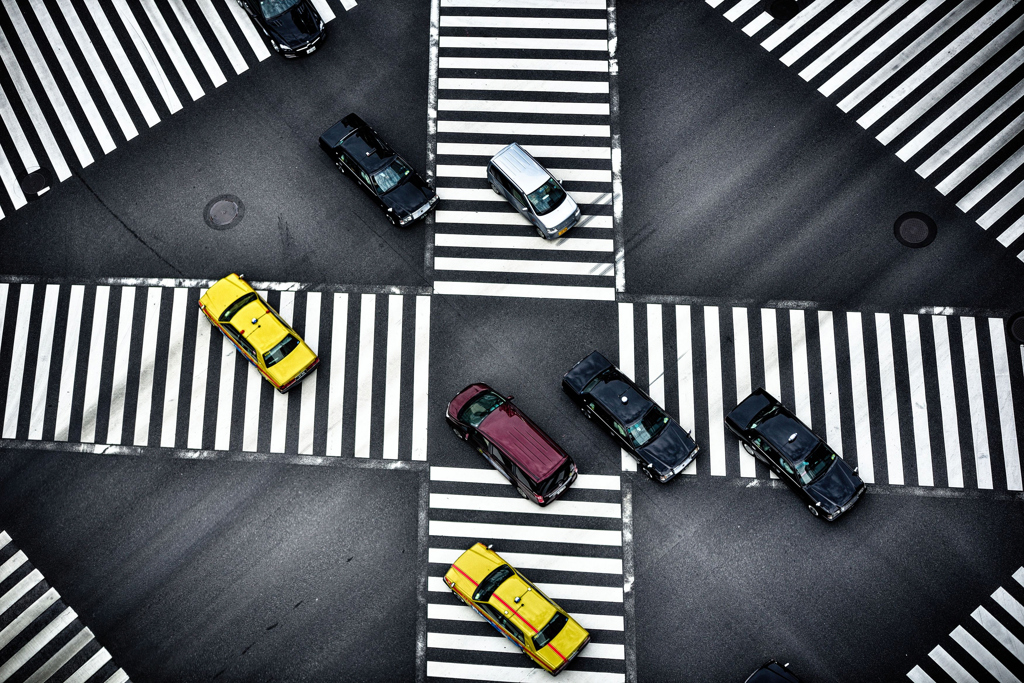 Tokyo Intersection