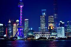 上海、最後の夜