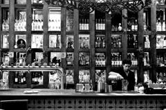 at the Mexican Bar