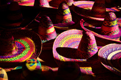 colourful hats