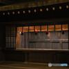 明治神宮の夜