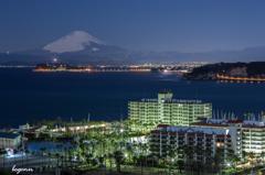 Midnight Shonan 冬景色