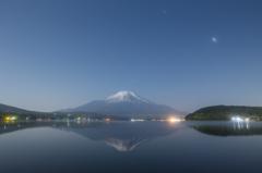 月光の湖(24mm)
