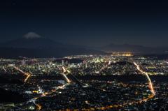 静岡の夜は更けて