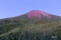 Dawn of Mount Fuji