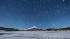 Moonlight Lake Yamanaka