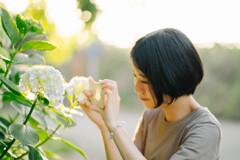 SHIHO&紫陽花
