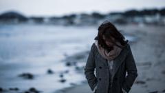 冬の海へ・・・