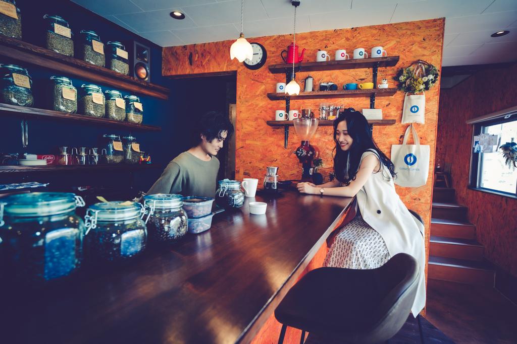HANA at GENIC COFFEE