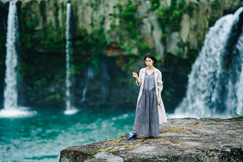SHIHO 原尻の滝
