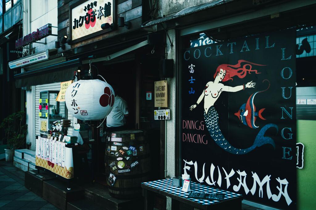 小倉魚町界隈 35mm