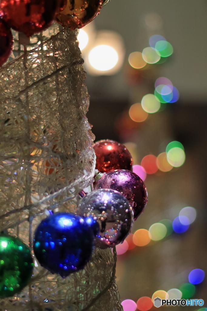 クリスマスがやってきます