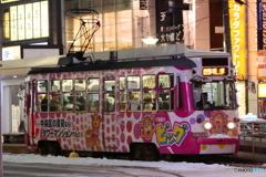 寒い夜の街 In 札幌大通 Part1