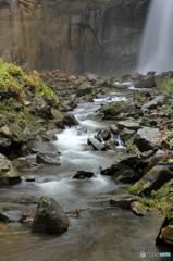紅葉狩り 札幌アシリベツの滝2