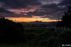 朝の空<4>