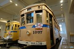 横浜市電 1007 山元町行