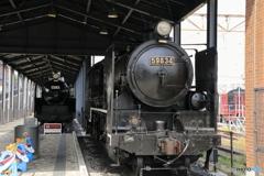 蒸気機関車 九州鉄道記念館