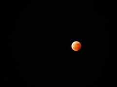 Red moon & stars