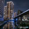 東京芝浦夜景4